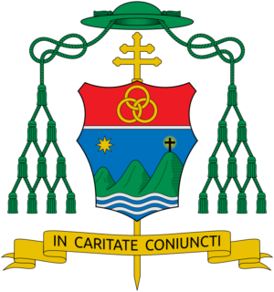 Coat Of Arms Of Angelo Spina