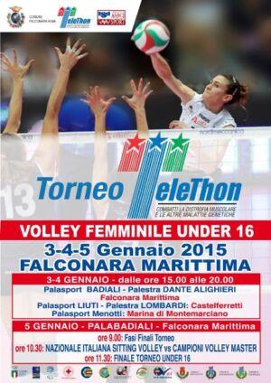 Torneo Telethon 2015