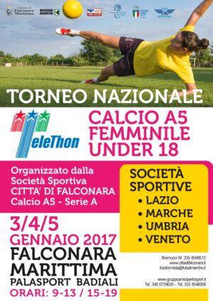 Torneo Telethon  2017