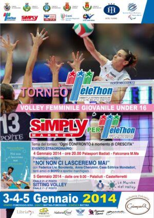 Torneo Telehton 2014